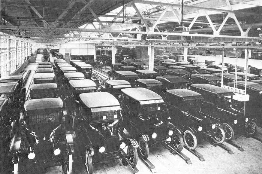 Overproduction Of Cars In The  S Usa